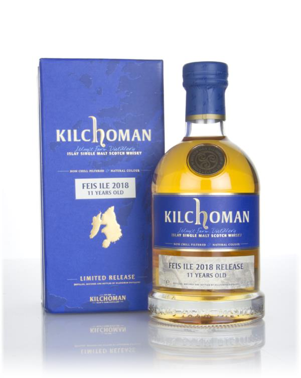 Kilchoman 11 Year Old 2007 - Feis Ile 2018 Single Malt Whisky