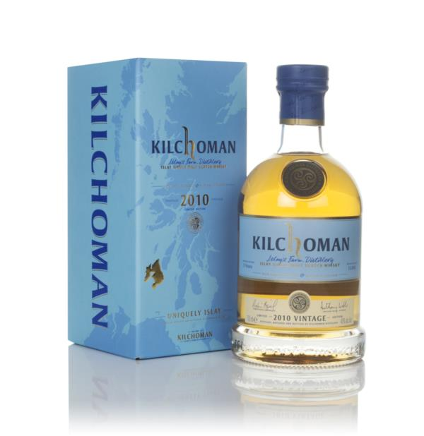 Kilchoman 9 Year Old 2010 Single Malt Whisky