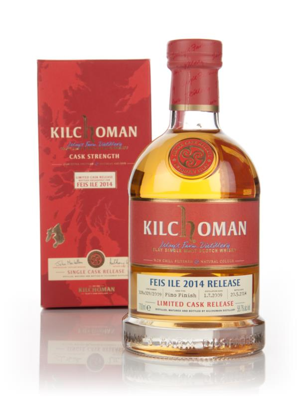 Kilchoman Feis Ile 2014 Release Single Malt Whisky