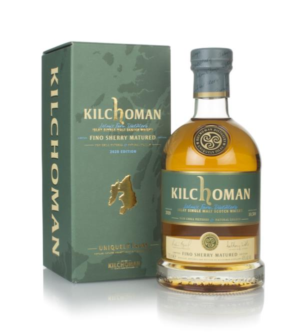 Kilchoman Fino Sherry Cask Matured - 2020 Release Single Malt Whisky