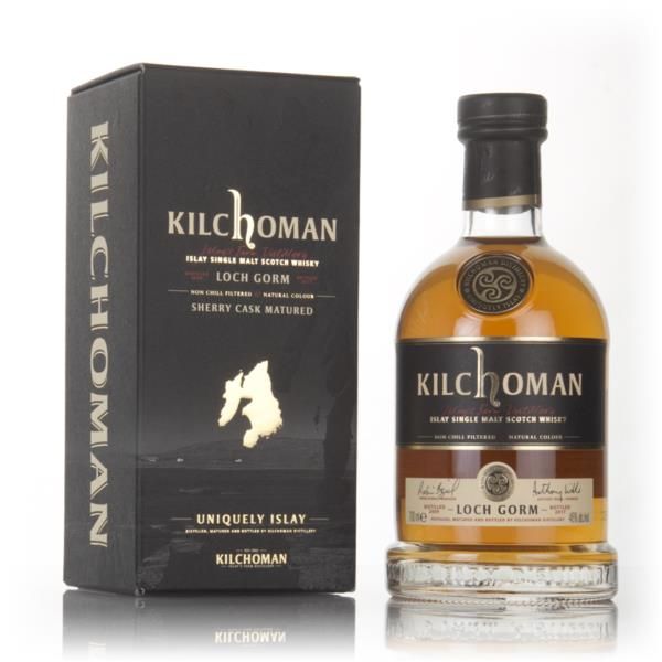 Kilchoman Loch Gorm 2017 Release Single Malt Whisky