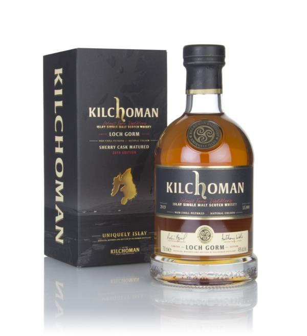 Kilchoman Loch Gorm 2019 Release Single Malt Whisky