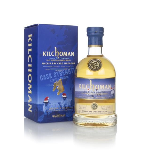 Kilchoman Machir Bay Cask Strength Single Malt Whisky