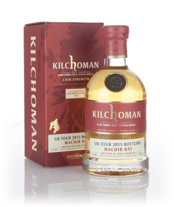 Kilchoman Machir Bay - UK Tour 2015 Bottling 3cl Sample Single Malt Whisky