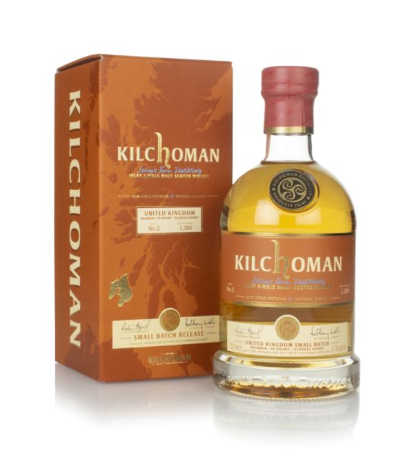 Kilchoman Small Batch - Batch No.2 Single Malt Whisky