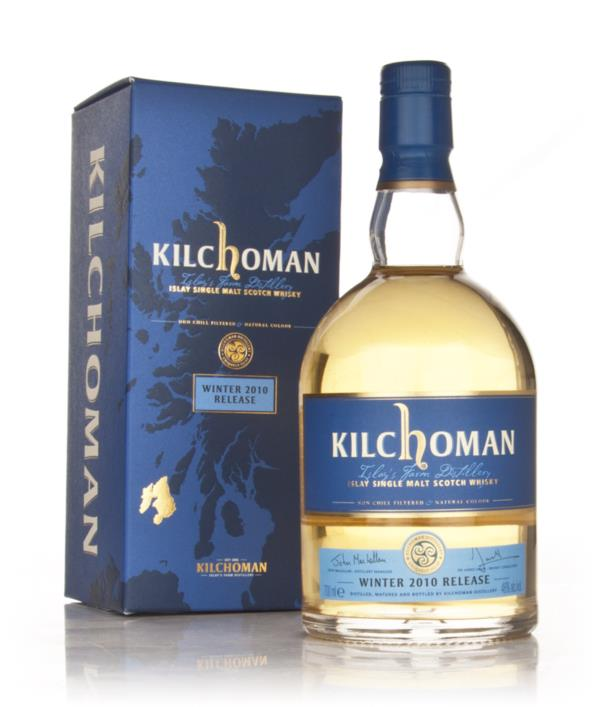 Kilchoman Winter 2010 Release Single Malt Whisky