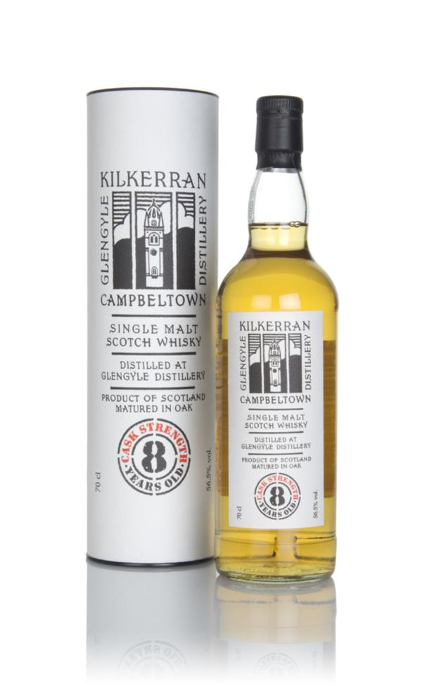 Kilkerran 8 Year Old (56.5%) Single Malt Whisky