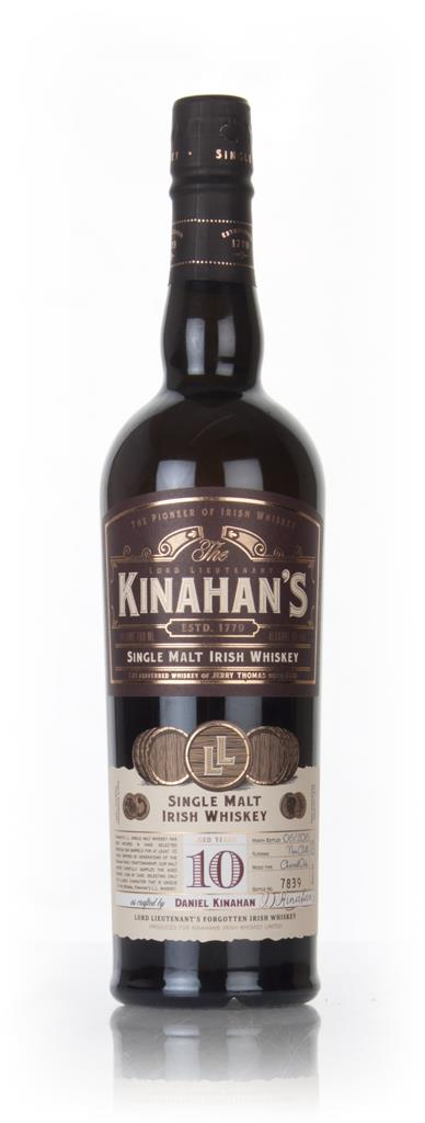 Kinahans 10 Year Old Single Malt Whiskey