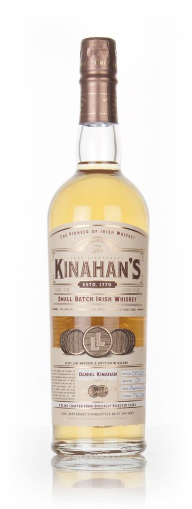 Kinahans Small Batch Irish Blended Whiskey