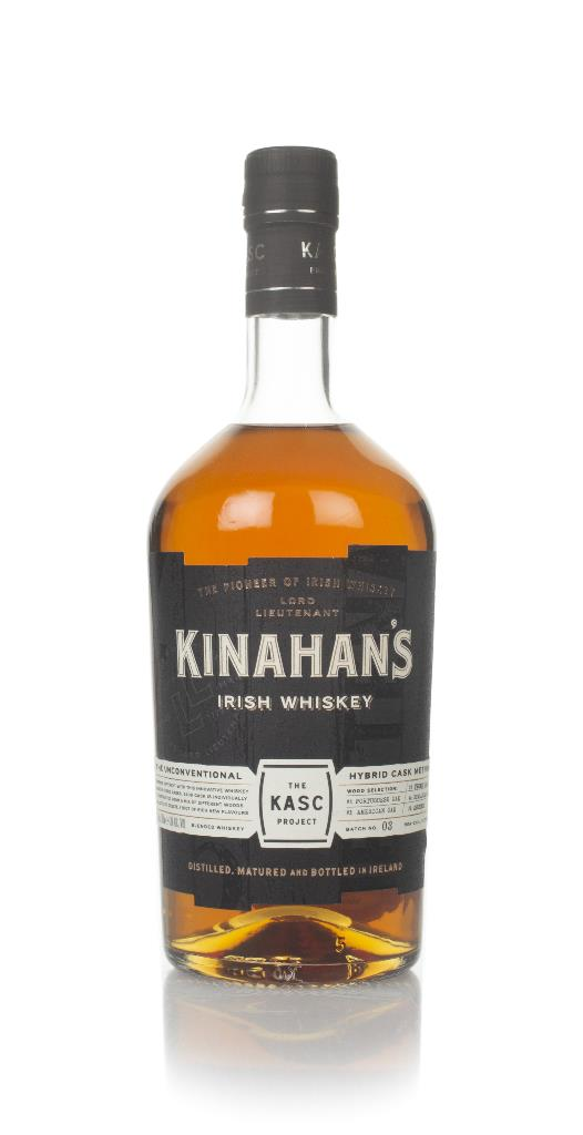 Kinahans The Kasc Project Blended Whiskey