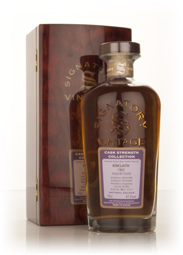 Kinclaith 40 Year Old 1969 (cask 301445) - Cask Strength Collection (S Single Malt Whisky
