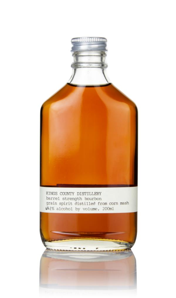 Kings County Barrel Strength Bourbon Whiskey