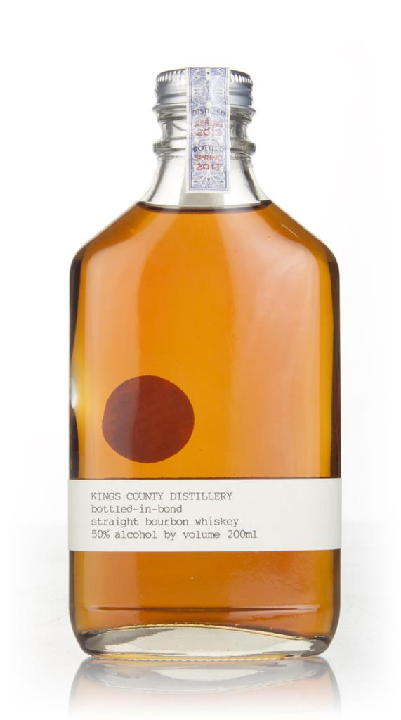 Kings County Bottled-in-Bond Bourbon Whiskey