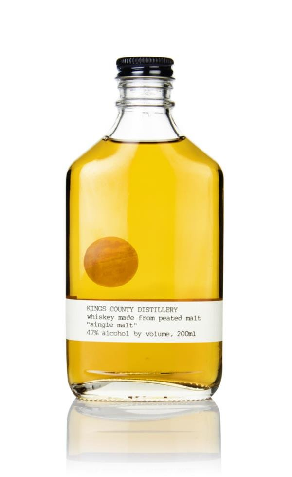 Kings County Peated Malt Single Malt Whiskey