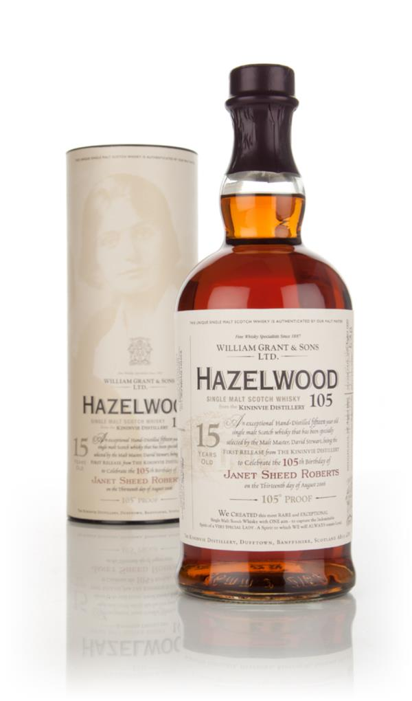 Hazelwood 105 15 Year Old Single Malt Whisky