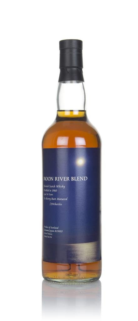 Moon River Blend 36 Year Old 1980 (Kinko) Blended Whisky
