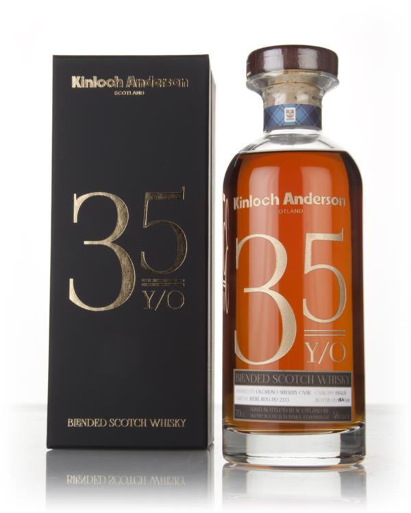 Kinloch Anderson 35 Year Old 3cl Sample Blended Whisky
