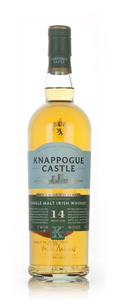 Knappogue Castle 14 Year Old - Twin Wood Single Malt Whiskey