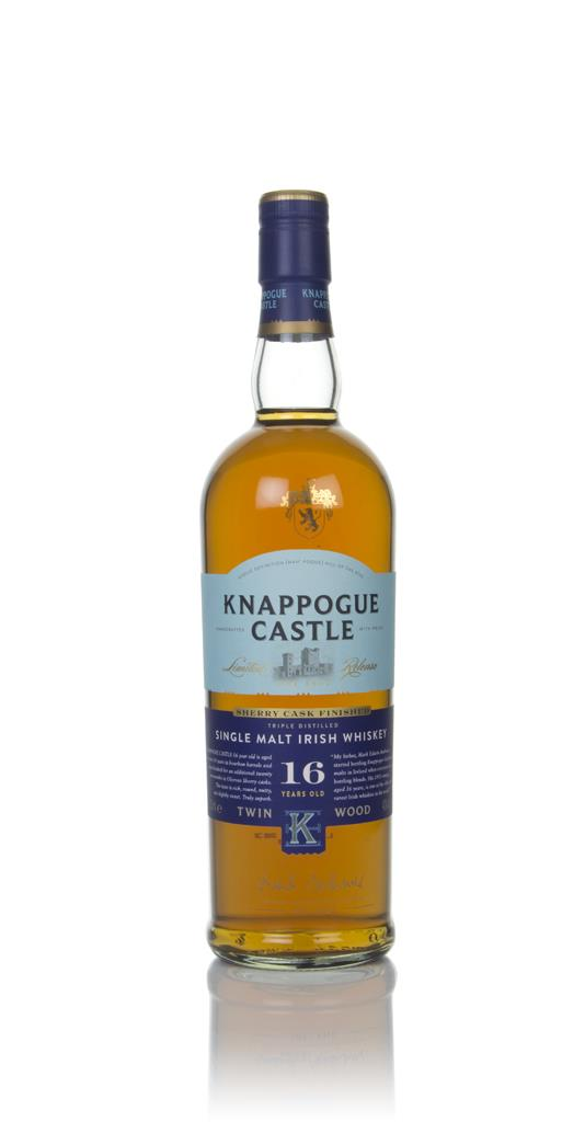 Knappogue Castle 16 Year Old - Twin Wood Single Malt Whiskey