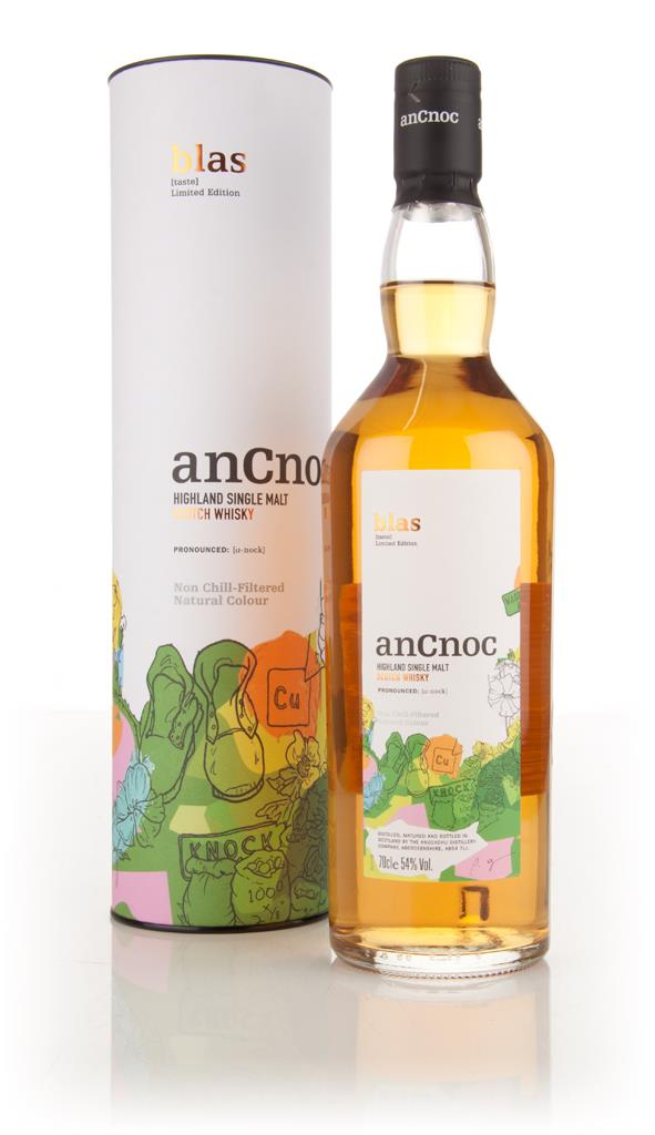 anCnoc Blas Single Malt Whisky
