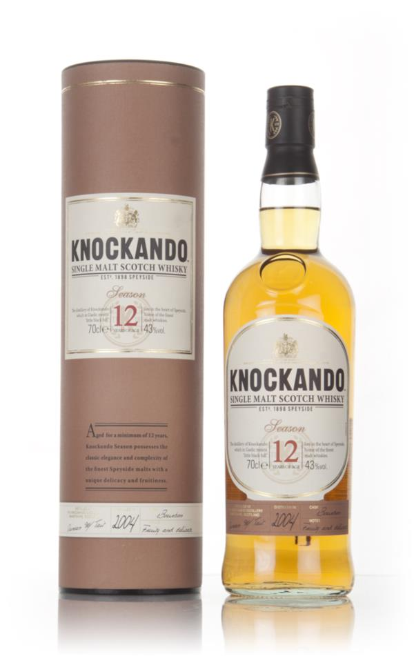 Knockando 12 Year Old 2004 Single Malt Whisky