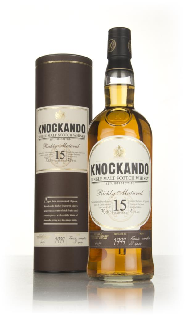 Knockando 15 Year Old 1999 Single Malt Whisky