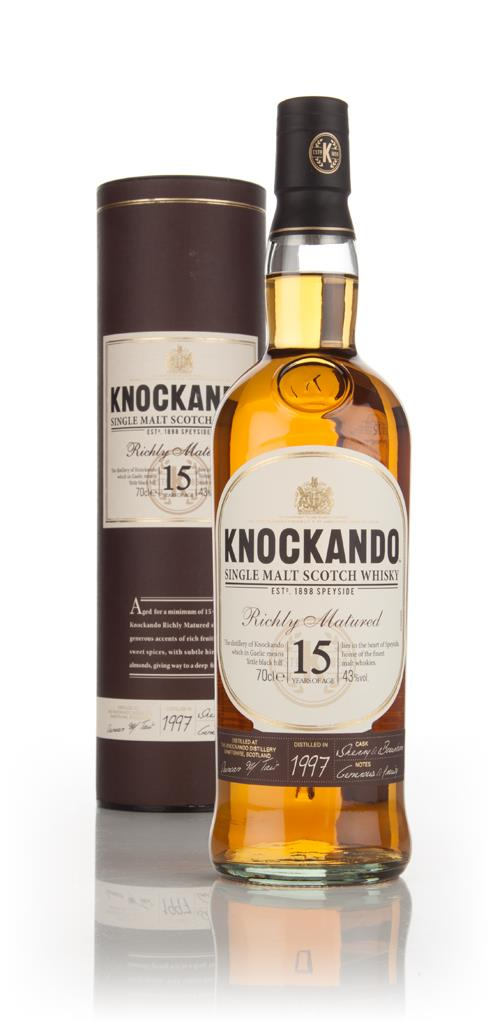 Knockando 15 Year Old 1997 Single Malt Whisky