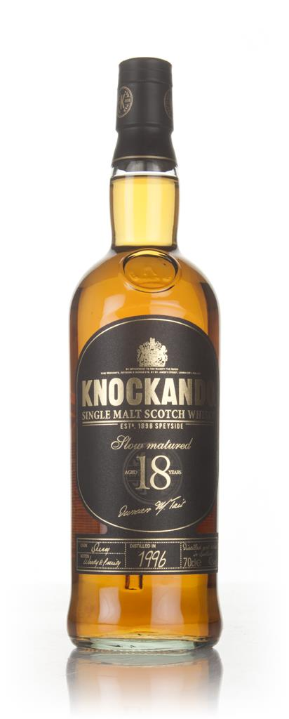 Knockando 18 Year Old 1996 Slow Matured Single Malt Whisky