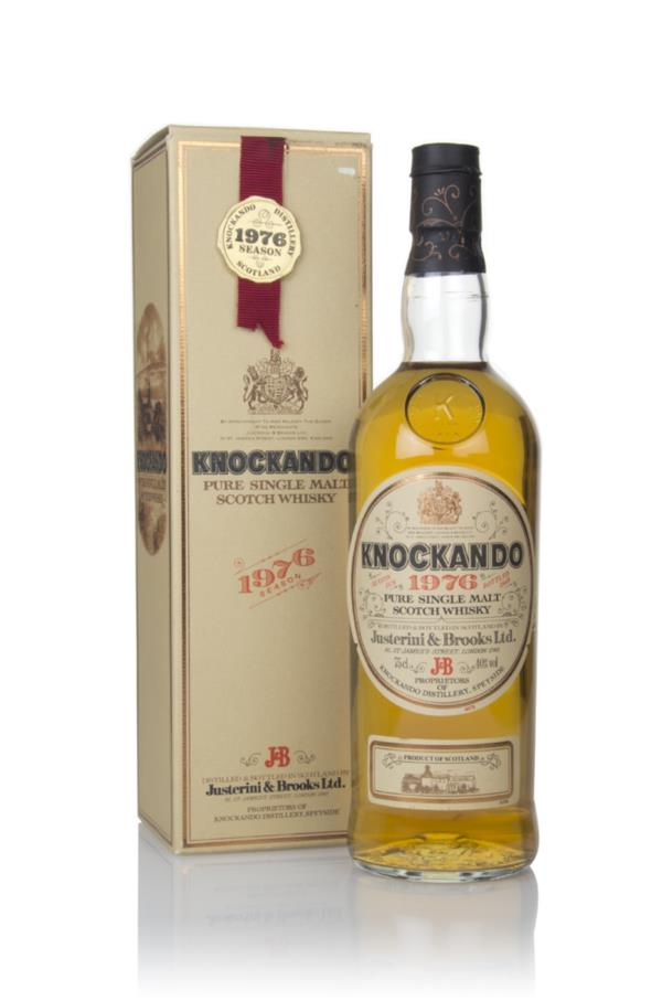 Knockando 1976 Single Malt Whisky