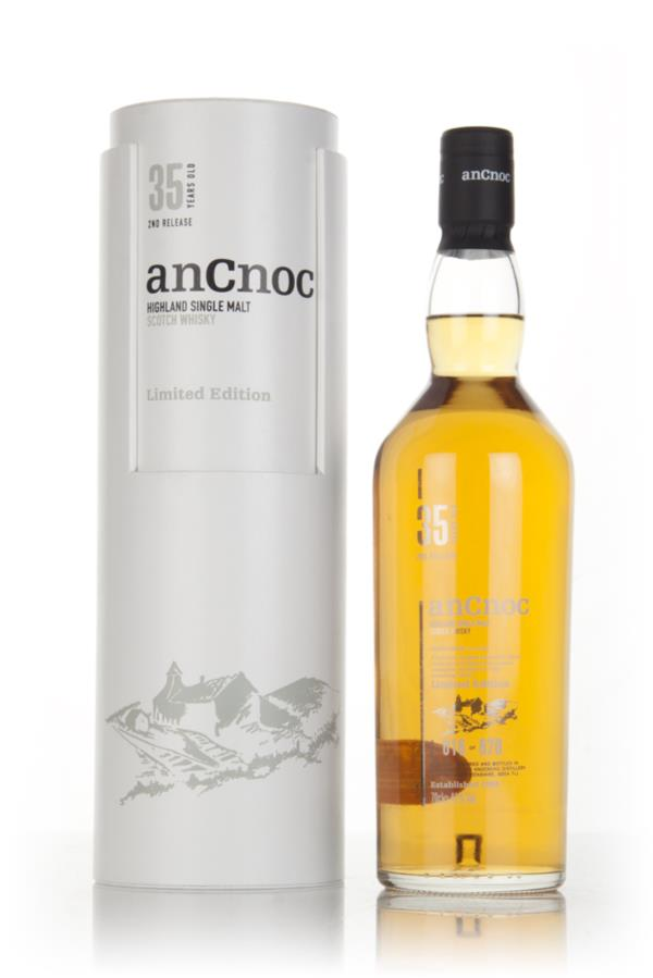 anCnoc 35 Year Old Limited Edition - 2nd Release Single Malt Whisky
