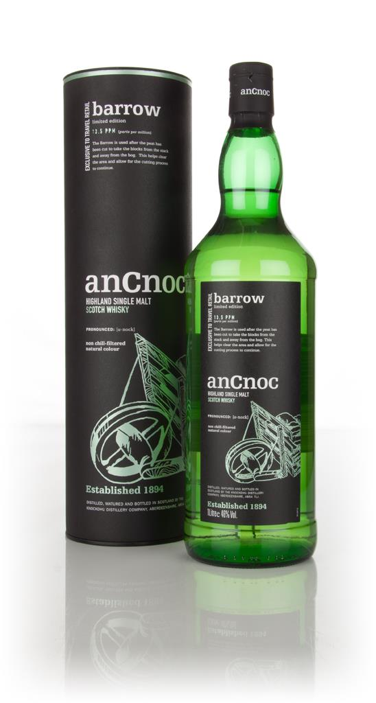 anCnoc Barrow Single Malt Whisky