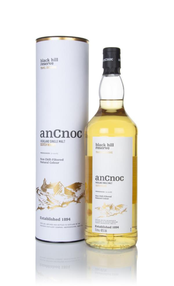 anCnoc Black Hill Reserve Single Malt Whisky