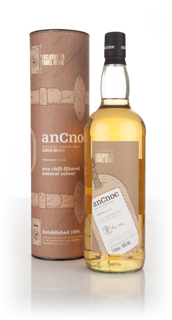 anCnoc Peter Arkle Limited Edition - Luggage (Travel Retail) 1l Single Malt Whisky