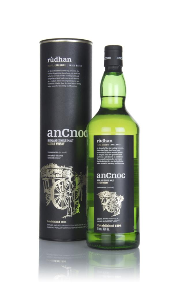 anCnoc Rudhan Single Malt Whisky