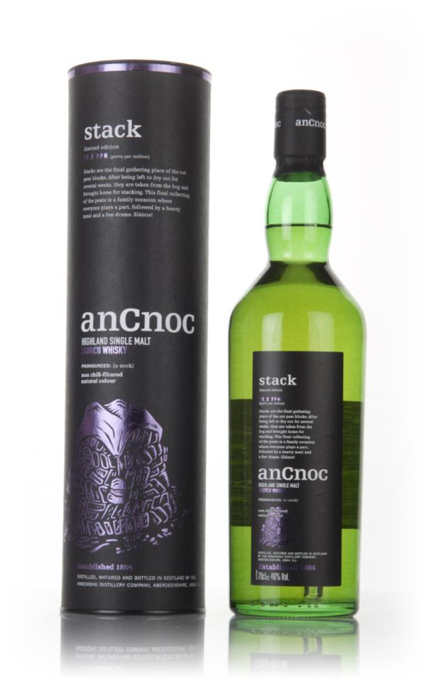 anCnoc Stack Single Malt Whisky