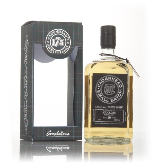 Knockdhu 10 Year Old 2006 - Small Batch (WM Cadenhead) Single Malt Whisky