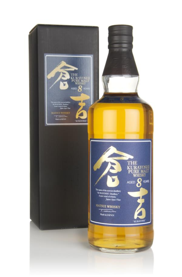 The Kurayoshi 8 Year Old Blended Malt Whisky