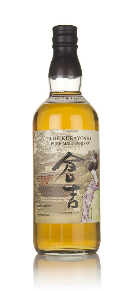 The Kurayoshi Pure Malt Sherry Cask Blended Malt Whisky