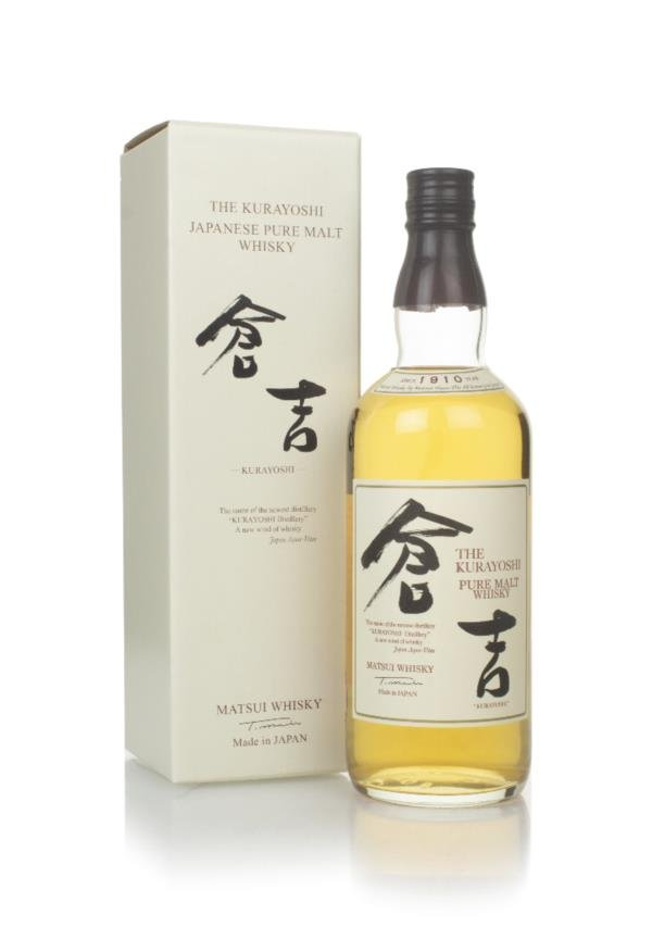 The Kurayoshi Pure Malt Blended Malt Whisky