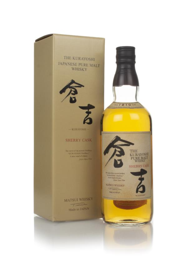 The Kurayoshi Sherry Cask 3cl Sample Blended Malt Whisky