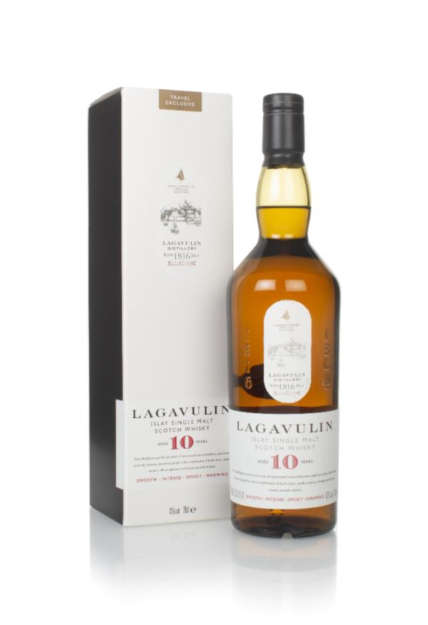 Lagavulin 10 Year Old Single Malt Whisky