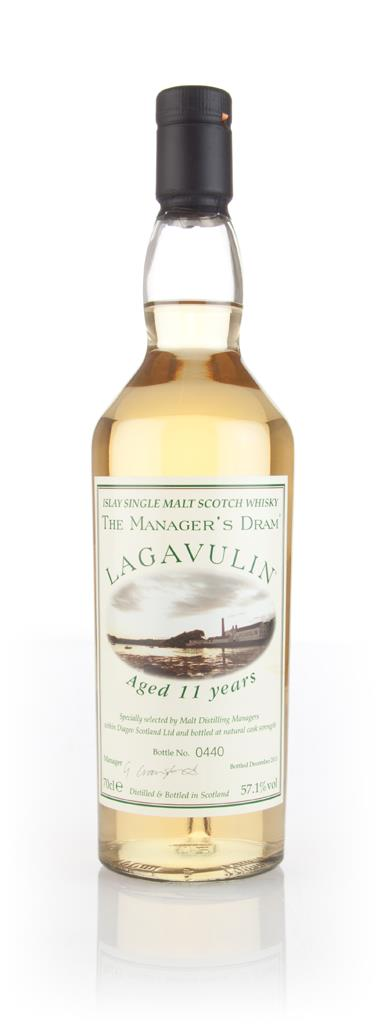 Lagavulin 11 Year Old Managers Dram Single Malt Whisky