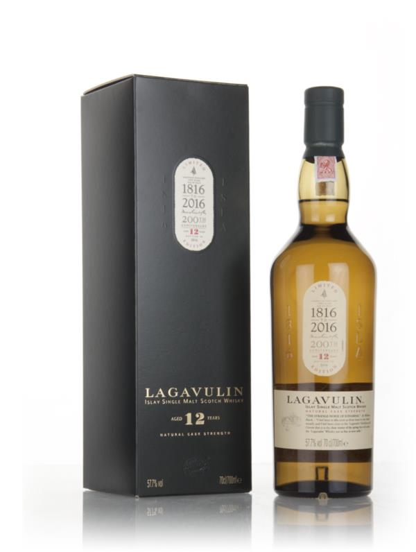Lagavulin 12 Year Old 200th Anniversary (Special Release 2016) Single Malt Whisky