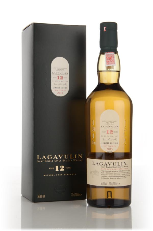 Lagavulin 12 Year Old (Special Release 2015) Single Malt Whisky