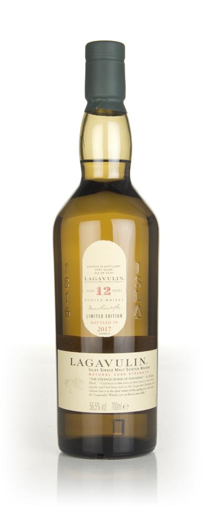 Lagavulin 12 Year Old (Special Release 2017) Single Malt Whisky