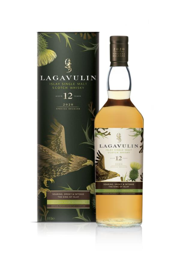 Lagavulin 12 Year Old (Special Release 2020) Single Malt Whisky