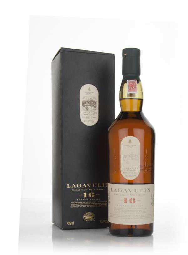 Lagavulin 16 Year Old (Old Bottling) Single Malt Whisky