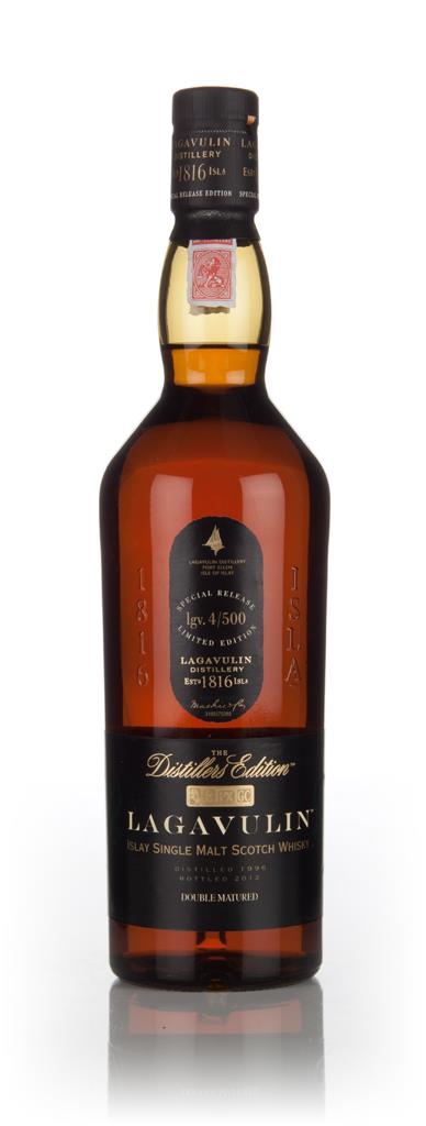 Lagavulin 1996 (bottled 2012) Pedro Ximenez Cask Finish - Distillers E Single Malt Whisky