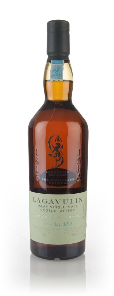 Lagavulin 1998 (bottled 2014) Pedro Ximenez Cask Finish - Distillers E Single Malt Whisky