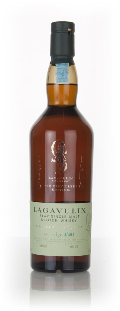 Lagavulin 1999 (bottled 2015) Pedro Ximenez Cask Finish - Distillers E Single Malt Whisky